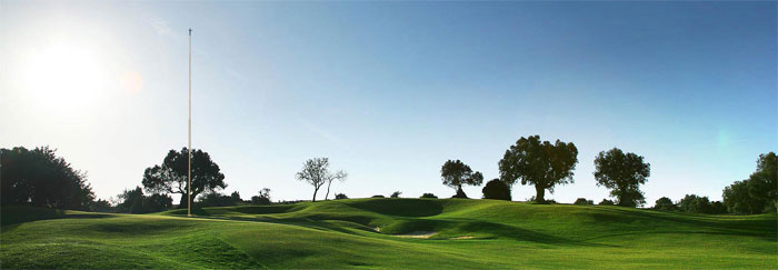 penangkal petir golf